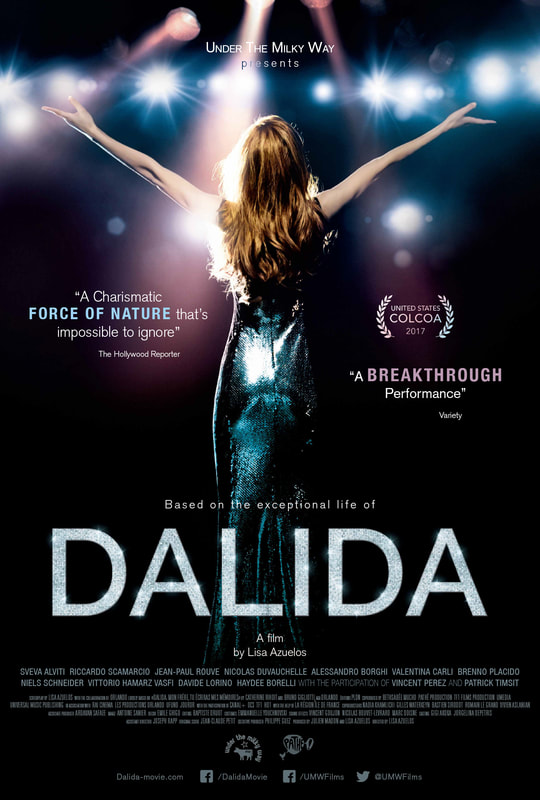 Dalida Biographical Documentary Movie