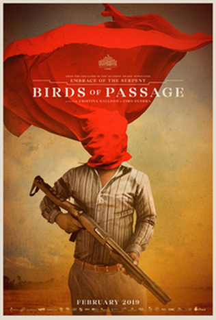 Birds Of Passage Official Poster