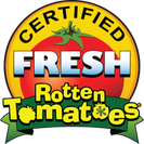 Certified Fresh on Rotten Tomatoes