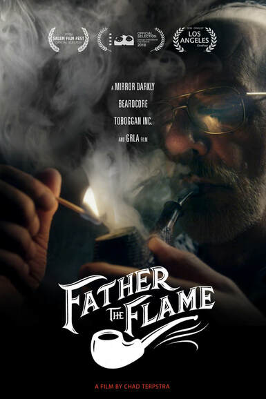 Father The Flame Official Poster