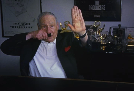 Mel Brooks The Last Laugh Documentary